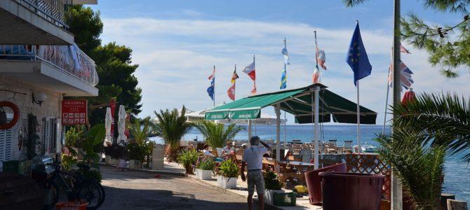 Pansion Gradina je vrlo blizu mora, a nudi i brojne zanimljivosti u okolici