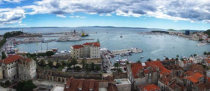 Split je turistički dragulj